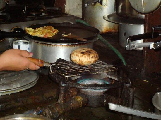 Yarab Tso: A Close Up of the Bread....