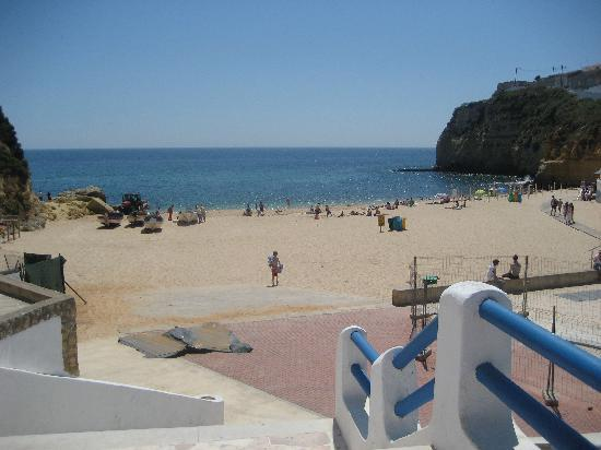 Monte Santo Resort: Carvoeiro beach