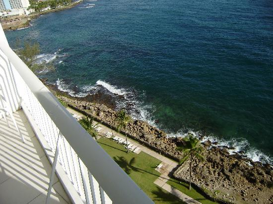 The Condado Plaza Hilton: OCEN VIEW ROOM