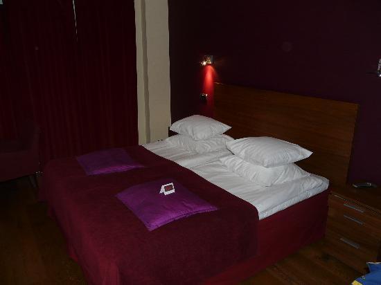 Hotel Hellsten: La chambre