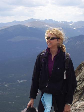 Peak To Peak Lodge: Twin Sisters Peak - Rocky Mountain National Park