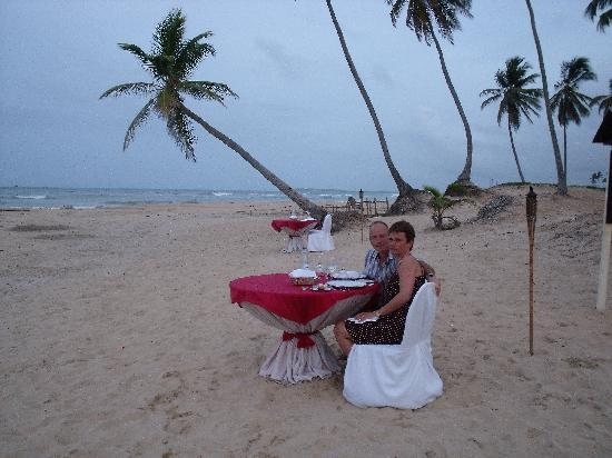 Dreams Punta Cana Resort & Spa: Dinner just for Two