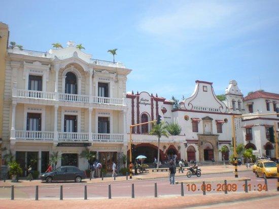 Картахена, Колумбия: Sector de Getsemaní Centro Histórico