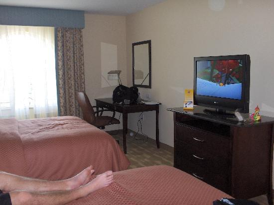 Homewood Suites by Hilton Lake Buena Vista-Orlando: main bedroom