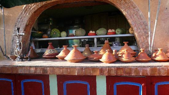 Riad Le Mazagao : Rachid kitchen