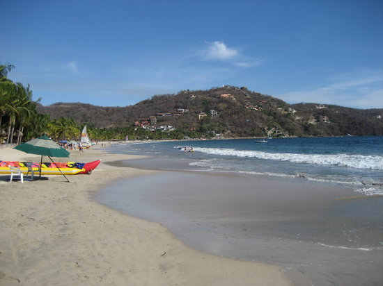 American Restaurants in Zihuatanejo