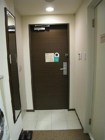 Tokyu Stay Gotanda: door