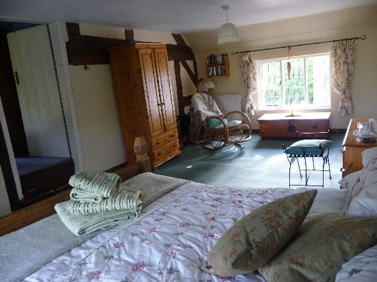 Walford Court: Just PART of our room!