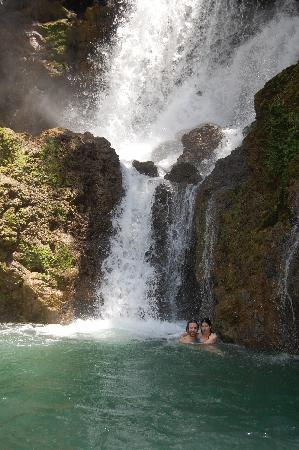 Treasure Beach, Jamaica: YS falls