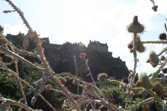 Lindsay Guest House: Edinburgh Castle
