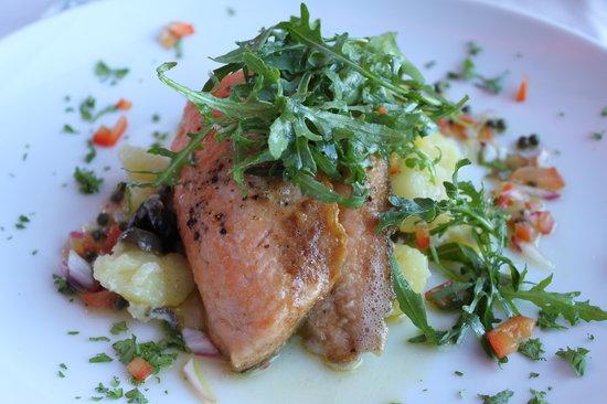 Lava Restaurant : Blue Lagoon Restaurant (Dinner)