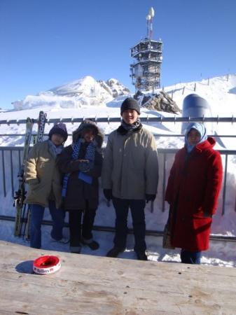 เอนเกลเบิร์ก, สวิตเซอร์แลนด์: Mt. Titlis, Engelberg, Switzerland