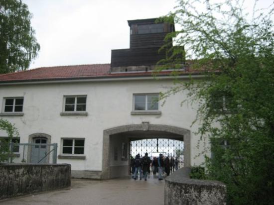 Dachau Concentration Camp Memorial Site: Dachau