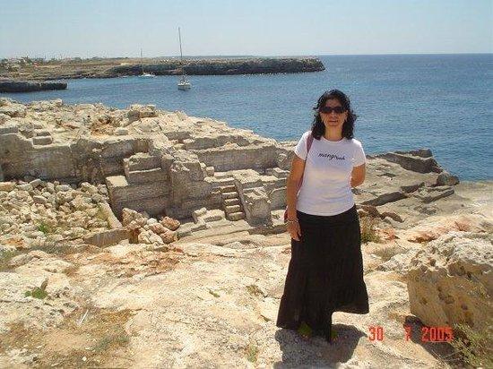 Ciutadella, สเปน: Menorca. Hace cuatro años. Cómo pasa el tiempo y dá tiempo a todo!!