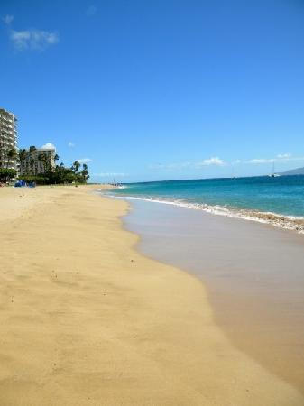 Ka'anapali Beach : Very quiet, relaxing