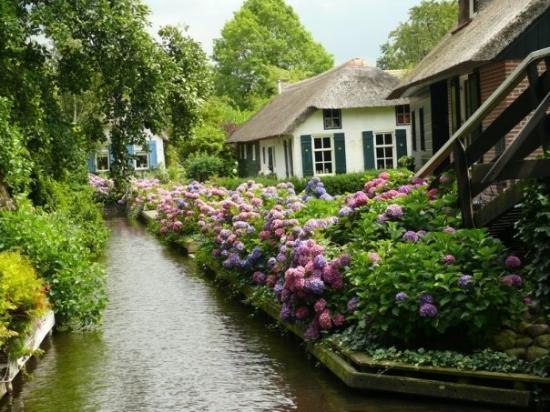 Giethoorn Φωτογραφία