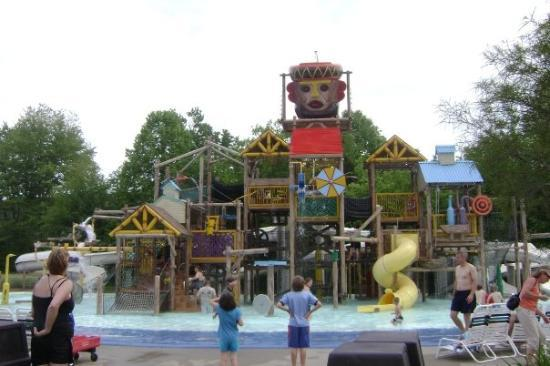 Holiday World % Splashin' Safari Görüntüsü