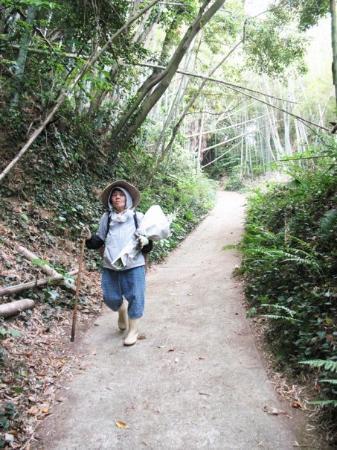 ฟุกุโอกะ, ญี่ปุ่น: Perunamaan mummo.