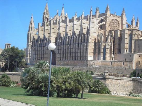 Catedral de Mallorca: Mallorca - Palma de Malorca - hlavné mesto