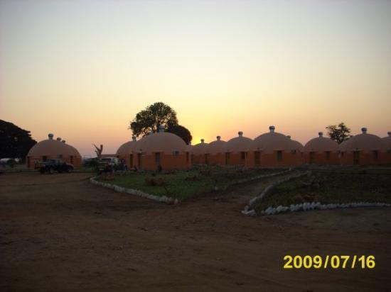 Iglu Hotel Tete, Mozambique
