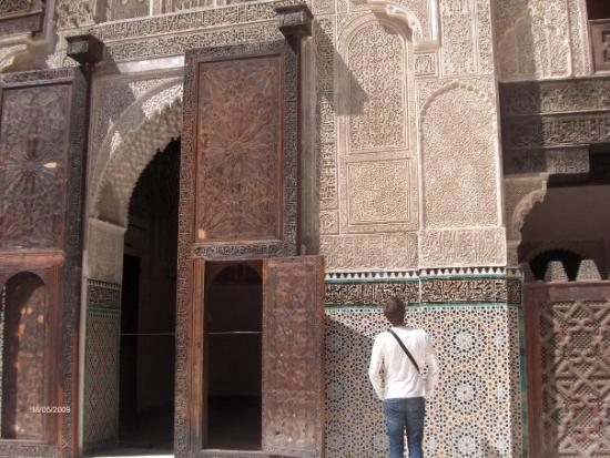Royal Palace of Fez (Dar el Makhzen) ภาพถ่าย