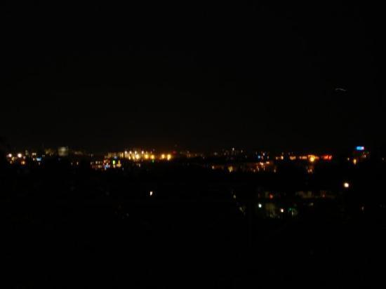 ลินซ์, ออสเตรีย: Linz by night