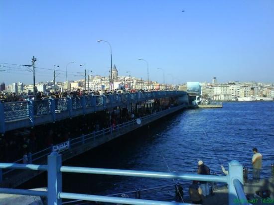 Galata Köprüsü: Galata most
