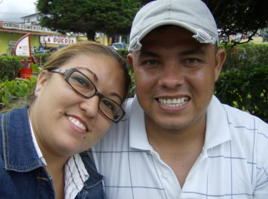 Valera, เวเนซุเอลา: mi esposa y yo