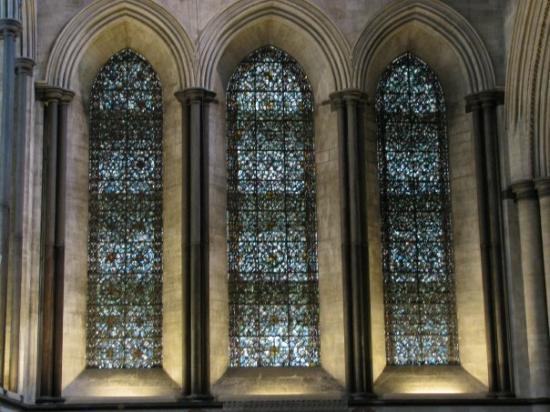 Salisbury Cathedral and Magna Carta ภาพถ่าย