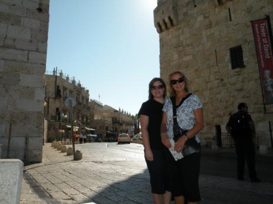 Old City of Jerusalem: Jaffa Gate