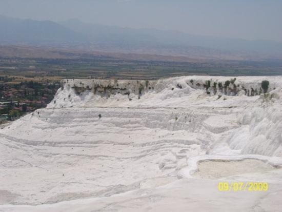 ปามุคคาเล, ตุรกี: Ice or Calcium?