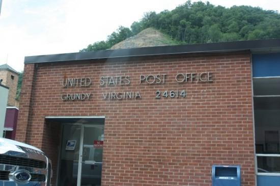 Grundy (VA) United States  City pictures : Grundy Post Office. Picture of Grundy, Virginia TripAdvisor