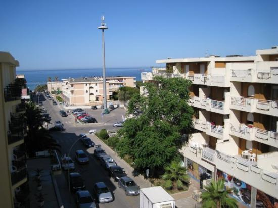 Rina Hotel: Alghero - the view from our appartment