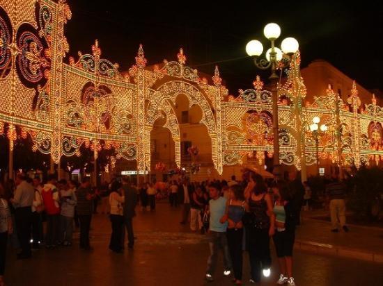 Mola di Bari, Italia: la madonna