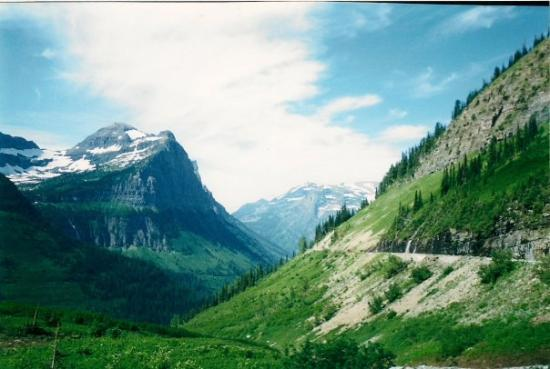 Glacier National Park, มอนแทนา: Glacier International Peace Park