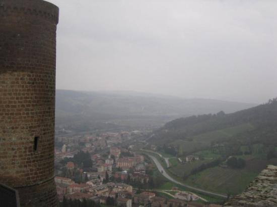 Orvieto, Italy:  my favorite city (2007)