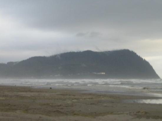 ซีไซด์, ออริกอน: Looking South on the Seaside beach