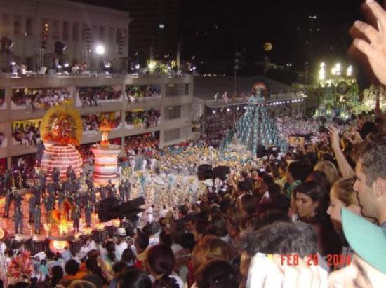 Sambódromo da Marquês de Sapucaí: CARNAVAL - Rio de Janeiro