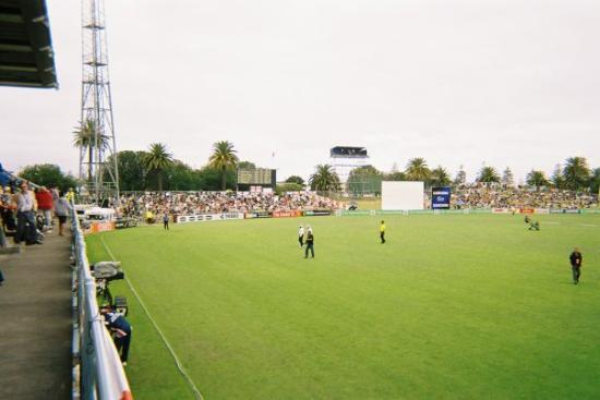 Napier, New Zealand: McLean Park