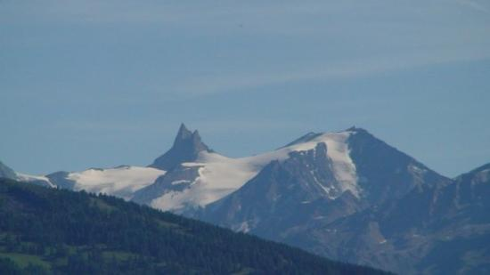Crans-Montana, สวิตเซอร์แลนด์: Aiguilles d´argentières