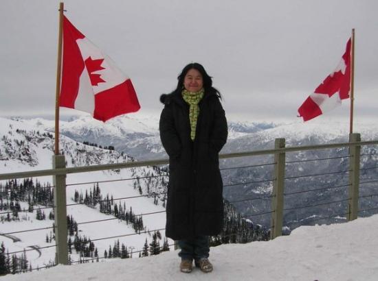 Whistler Blackcomb: 2006年-溫哥華加拿大