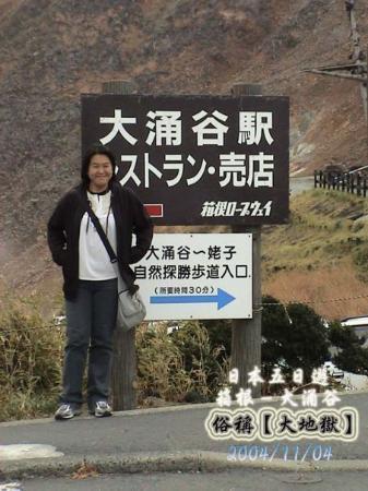 ฮาโกเนะ-มาชิ, ญี่ปุ่น: 2004年-箱根日本