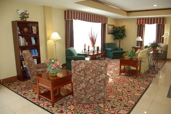 Country Inn & Suites by Carlson, Shelby NC: Lobby