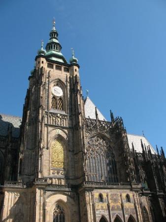 มหาวิหารเซนต์วิตุส: Prag, 2007