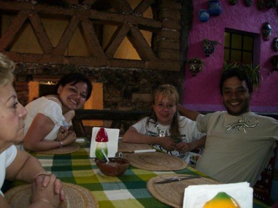 Restaurante en Tepoztlan