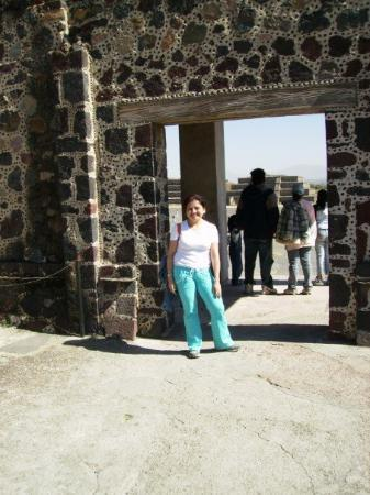 San Juan Teotihuacan, เม็กซิโก: Ruinas en Teotihuacán