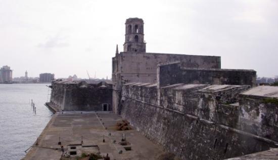 San Juan de Ulua : Otro ángulo