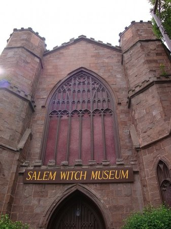 ‪Salem Witch Museum‬