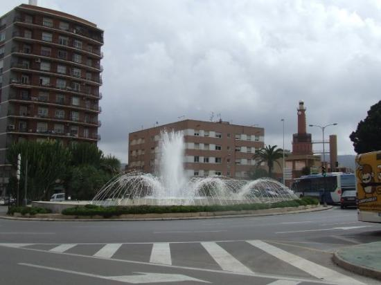 การ์ตาเฮนา, สเปน: Cartagena, Plaza Bastarreche