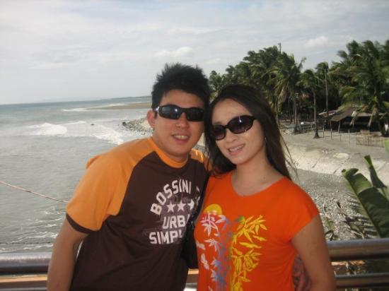 Breezin' in Roxas City, Philippines
